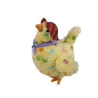 Hallmark Singing Egg Laying Chicken Hen Lays Easter Eggs Batteries Included