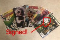 COMIC BOOK GRAB BAG! Lot Of 5 Comics Guarantee 1 Key Or Variant Or SS! Marvel DC