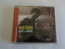 Rockin' the Suburbs 2001   Import by Ben Folds and Fear of Pop CD