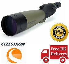 Celestron Ultima 100 Straight 22-66x100mm Zoom Spotting Scope 52257 (UK Stock)