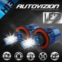 AUTOVIZION LED HID Headlight kit H13 9008 6K for 2008-2008 Ford E-350 Econoline