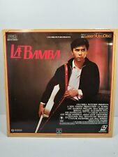 La Bamba Laserdisc