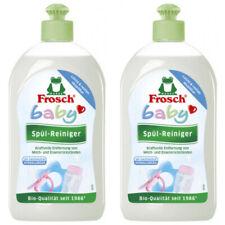 2 x Frosch Baby Spülreiniger schonende Reinigung 500ml