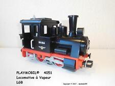 PLAYMOBIL® 4051 TRAIN A VAPEUR WESTERN WAGON RAIL RC LGB Custom Accessoire ☆ 3 ☆