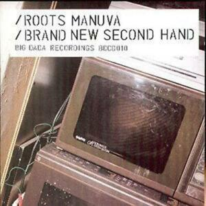 Roots Manuva : Brand New Second Hand CD (1999) Expertly Refurbished Product