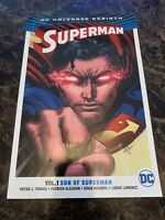 SupermanTP  Vol 1: Son of Superman (Rebirth) by Peter J. Tomasi (Paperback,...