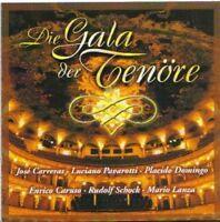 Die Gala der Tenöre (34 tracks, 2000, BMG) Placido Domingo, Andrea Boce.. [2 CD]