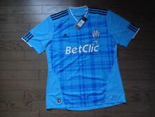 Olympique Marseille 100% Original Jersey Shirt 2010/11 Away L Still BNWT NEW