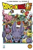 Dragon Ball Super N° 7 - Star Comics - ITALIANO NUOVO #NSF3