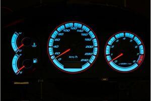 Mazda 626 GF (1997-2001) glow gauges dials plasma dials kit tacho glow dash shif