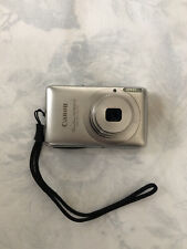 Canon PowerShot Digital ELPH SD1400 IS / IXUS 130 14.1MP Digital Camera - Silver