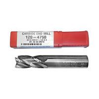 NEW **LONG** 2 flute Endmill end mill USA  150-2500 1//2  diameter  CARBIDE
