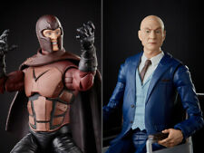 X-Men (2000) 20th Anniversary Marvel Legends Magneto And Professor X IN USA NOW!