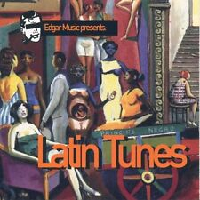 Edgar Music Pres. Latin Tunes CELIA CRUZ HECTOR LAVOE WILLIE COLON TITO PUENTE