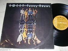 THE SWEET Fanny Adams *MEGARARE NEW ZEALAND 1st PRESS VINYL LP 1974*