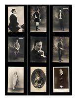 100 Postkarten Theater und Filmschauspieler 1900 bis 1930