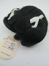 Doll Wig Size 11-12 Global Black Lindy 100% Human Hair NEW