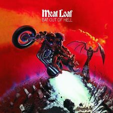Meatloaf-Bat Out Of Hell Vinyl LP Cover Sticker or Magnet