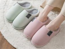 Herren Damen Winter Warm Pantoffeln Puschen Hausschuhe Schlappen Schuhe