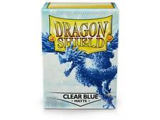 Dragon Scudo Stuoia Chiaro Blu 100 Protective Maniche Standard Mappe: Avvolgere