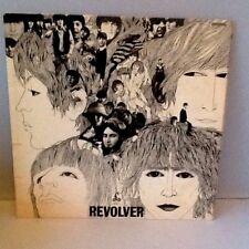 The Beatles-Revolver Mono Vinyl LP 1st uk press 1966 Parlophone PMC 7009 RARE