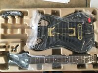 Playstation 3 GUITAR HERO LIVE Wireless Guitar & Dongle & Strap NEW in Tray PS3