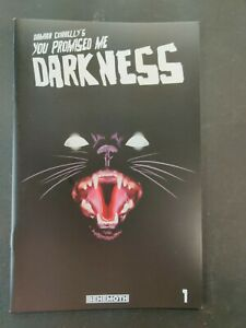 YOU PROMISED ME DARKNESS #1 NM 3RD PRINTING 6/8 2021
