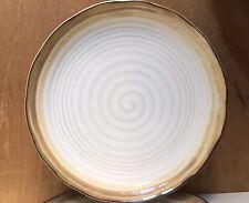 "Sango Chromatics Brown (4980) 11"" Dinner Plate"