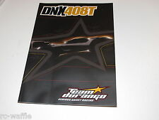 TD102005 TEAM DURANGO DNX408T TRUGGY INSTRUCTION MANUAL