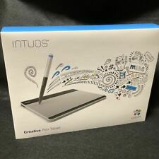 WACOM Intuos CTL-480 Small Creative Pen Tablet Japanese Digital Works Well