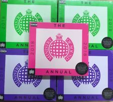 THE ANNUAL 2018 - MINISTRY OF SOUND [3 CD] NEW & SEALED