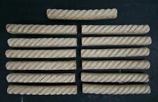 Contemporary Rope Twist Border Tiles-Set = 13