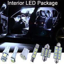14x White Light SMD Car Bulb Interior LED Package Kit For Toyota Camry 2015-2016
