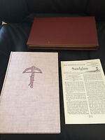 Heritage - William Tell - Friedrich Von Schiller 1952 Illust Slipcase Sandglass