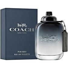 Coach for Men cologne 3.3oz EDT 3.4oz Perfume New In Sealed Box