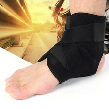 Ankle Brace Foot Sprain Support Bandage Achilles Strap Guard Protector Training
