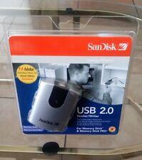 *NEW* SANDISK ImageMate USB 2.0 Memory Stick & Memory Stick PRO Reader/Writer