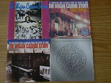 New:  Northern Soul Collection - The Wigan Casino Story  Set of 4 CDs (unsealed)