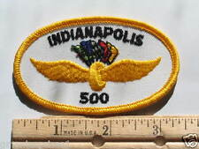 Indianapolis Motor Speedway Patch Indy 500 Racing Patch