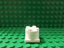 LEGO ELECTRIC BIANCO SUONO SIRENA unità 9V 2 x 2 x 1 1/3 parte 4774