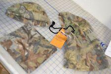 hunting camo set 3 piece fleece advantage balaclava beanie neck warmer thick USA