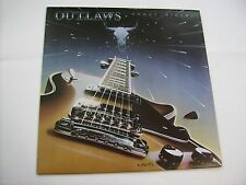 OUTLAWS - GHOST RIDERS - LP VINYL 1980 ITALY PRESS