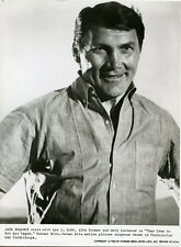 JACK PALANCE THEY CAME TO ROB LAS VEGAS ORIGINAL PORTRAIT STILL PHOTO VINTAGE