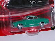 Johnny Lightning WHITE LIGHTNING 1966 Karmann Ghia Volkswagen VW Release 3 1:64