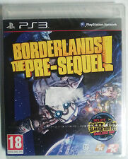 BORDERLANDS THE PRE-SEQUEL!. JUEGO PLAYSTATION 3 PS3. NUEVO, PRECINTADO.