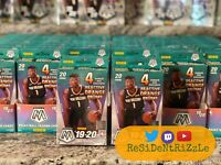 Panini 2019-20 Mosaic NBA Basketball Trading Cards Hanger Box 20 Cards ZION JA🔥