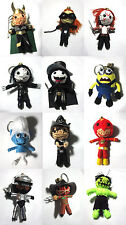 Voodoo String Doll Charter Movie Keychain Ornament Accessory Gift # Set 2