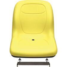John Deere Replacement Mower Garden Tractor Bucket Seat With Hinge Bracket Usa
