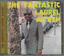 LAUREL AITKEN - THE FANTASTIC LAUREL AITKEN - (still sealed cd) - PDROP CD 6