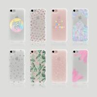 iPhone Samsung Soft Phone Case Iridescent Holographic Hearts Glitter Stars